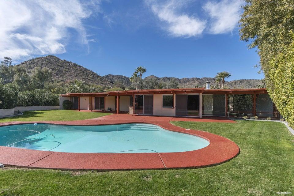 4723 E DESERT PARK Place, Paradise Valley, AZ 85253