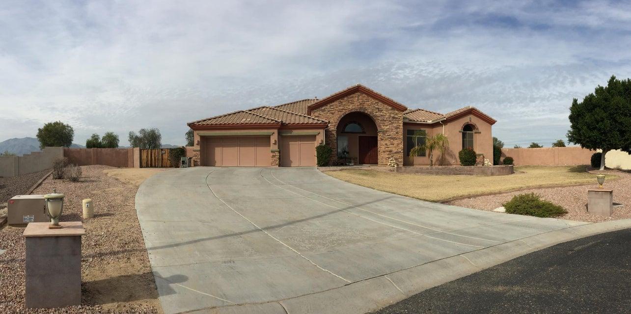 18220 W North Court, Waddell, AZ 85355