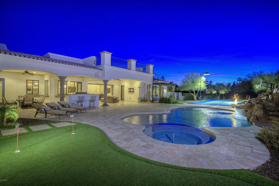 8346 E Kalil Drive, Scottsdale, AZ 85260