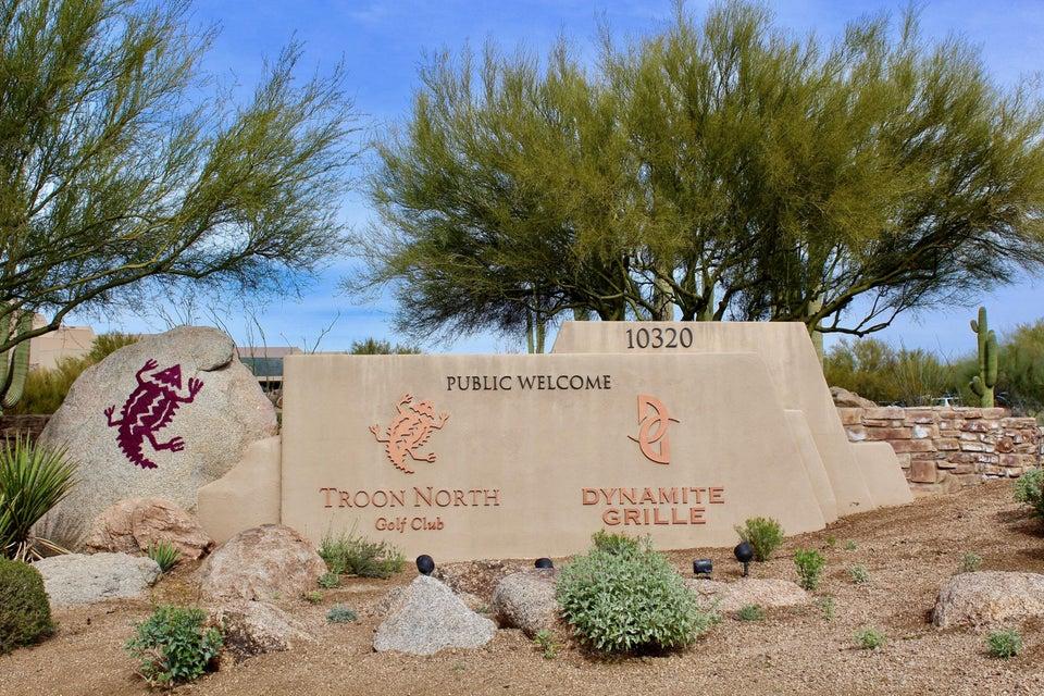 MLS 5558341 10222 E Southwind Lane Unit 1002, Scottsdale, AZ 85262 Scottsdale AZ Troon North