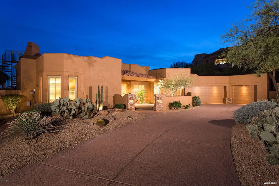 9146 N CRIMSON Canyon, Fountain Hills, AZ 85268