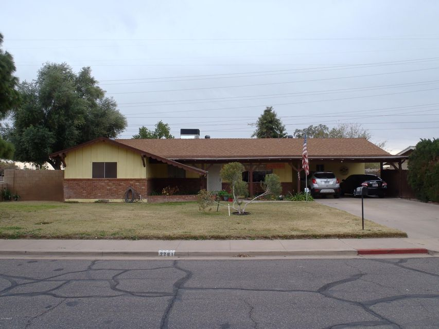 2261 E DECATUR Street, Mesa, AZ 85213