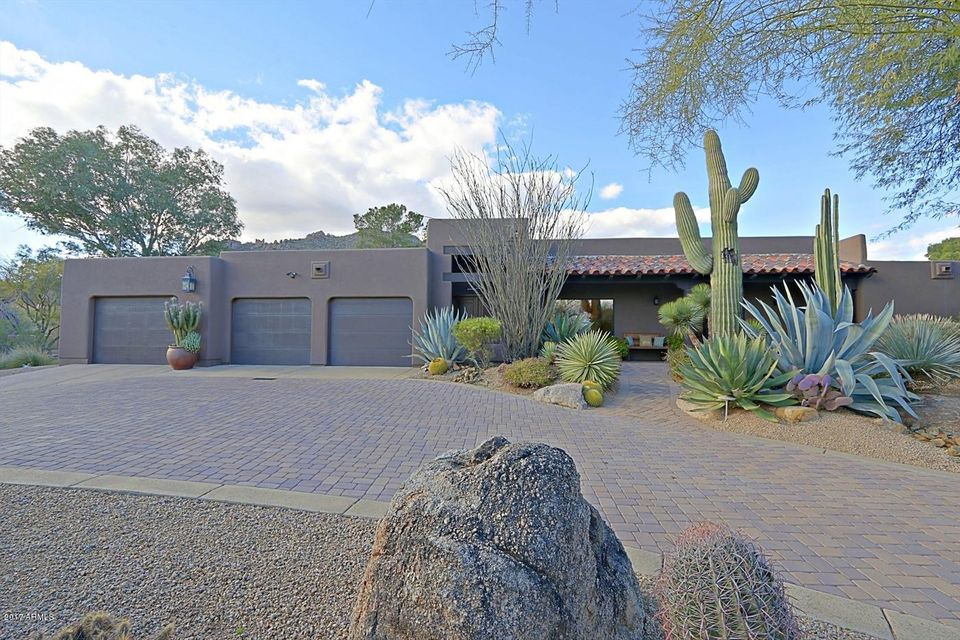 2027 E SMOKETREE Drive Carefree, AZ 85377 - MLS #: 5570694