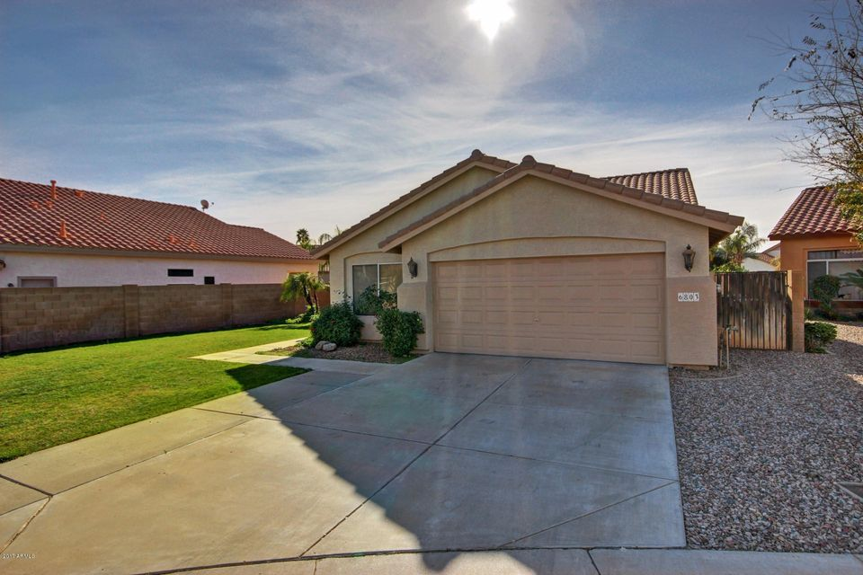 6803 W SHANNON Street, Chandler, AZ 85226