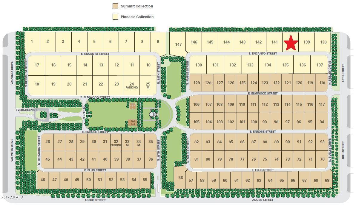 MLS 5559467 3928 E Encanto Street, Mesa, AZ 85205 Mesa AZ Newly Built