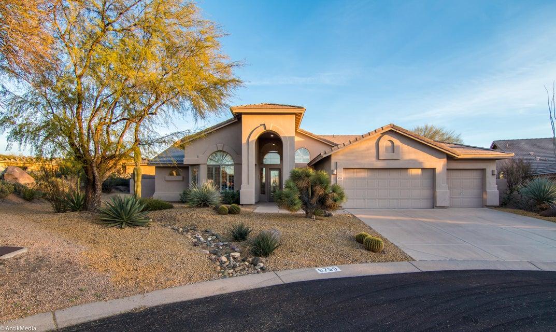 Photo of 9759 E Balancing Rock Road, Scottsdale, AZ 85262