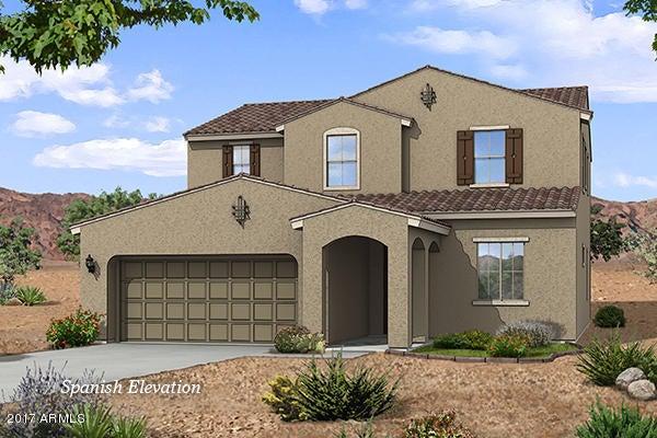 8823 S 41ST Glen, Laveen, AZ 85339