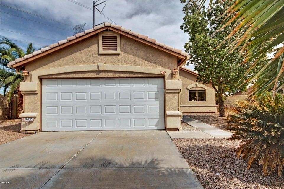 369 N ABALONE Drive, Gilbert, AZ 85233