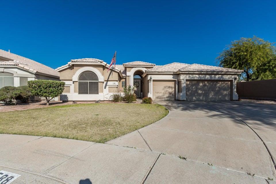 588 W GARY Court, Gilbert, AZ 85233