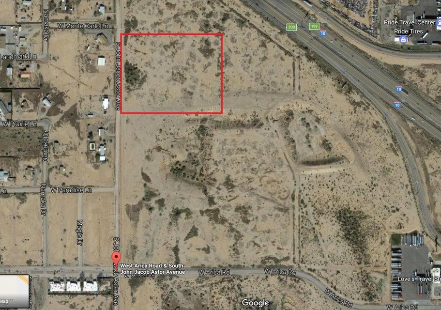 S John Jacob Astor Avenue, Casa Grande, AZ 85122