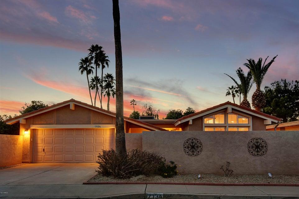 7134 N VIA DE AMIGOS --, Scottsdale, AZ 85258