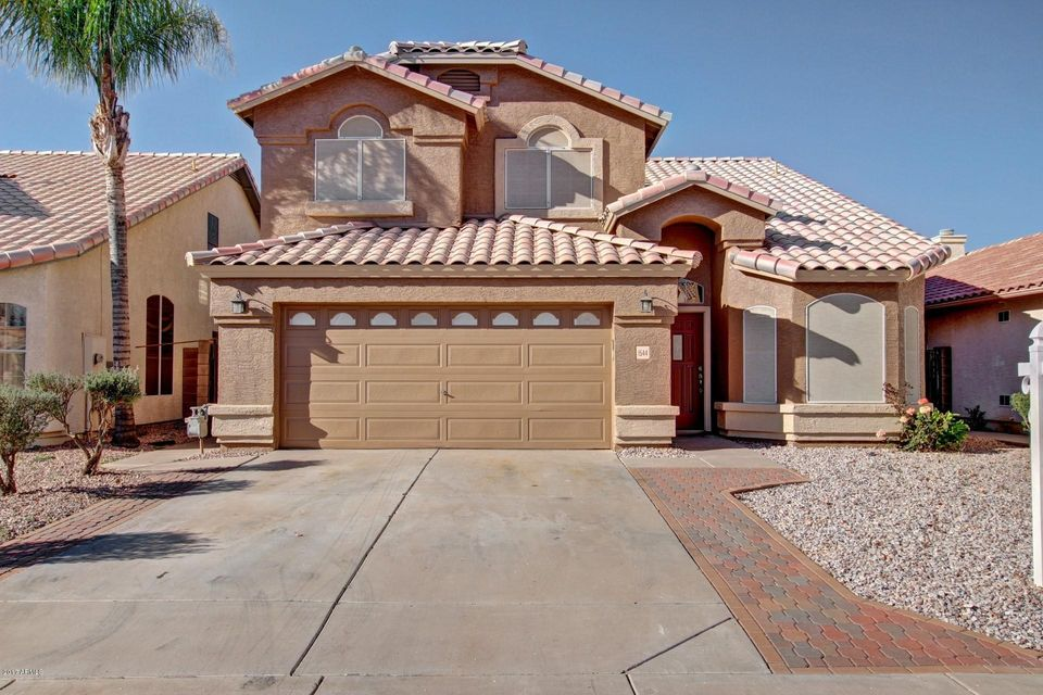 1544 E CHEYENNE Street, Gilbert, AZ 85296
