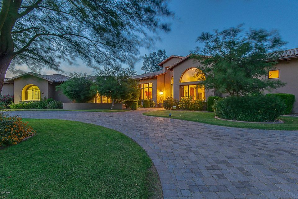 5340 E VIA LOS CABALLOS --, Paradise Valley, AZ 85253