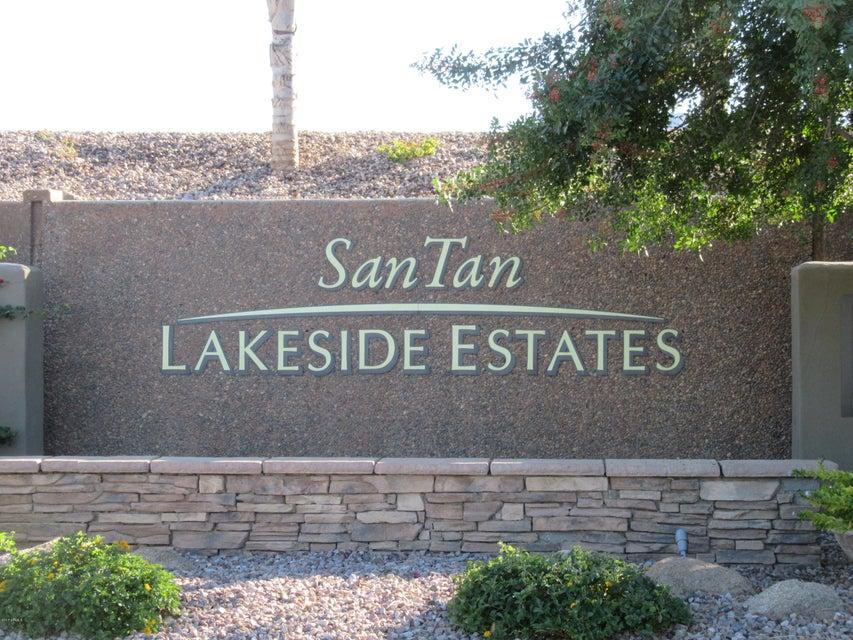 3681 E RUNAWAY BAY Place Lot 19, Queen Creek, AZ 85142