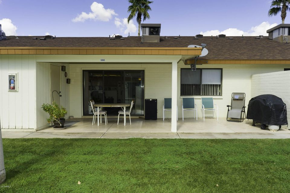 MLS 5564712 8261 E KEATS Avenue Unit 388, Mesa, AZ 85209 Mesa AZ Sunland Village East