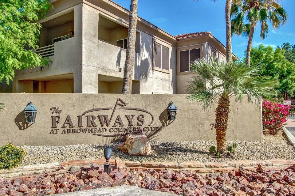 MLS 5569928 7401 W ARROWHEAD CLUBHOUSE Drive Unit 2007, Glendale, AZ Glendale AZ Golf Condo or Townhome