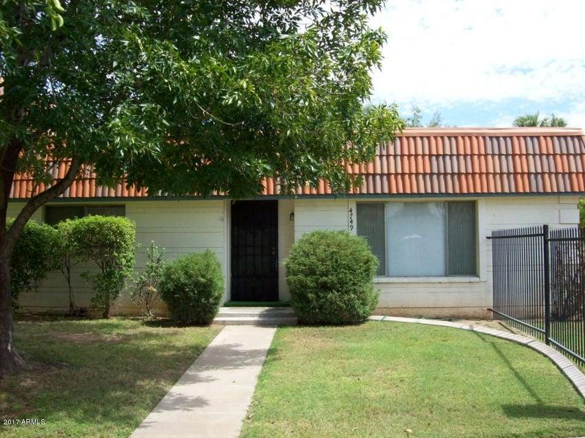 4749 W NORTHERN Avenue, Glendale, AZ 85301