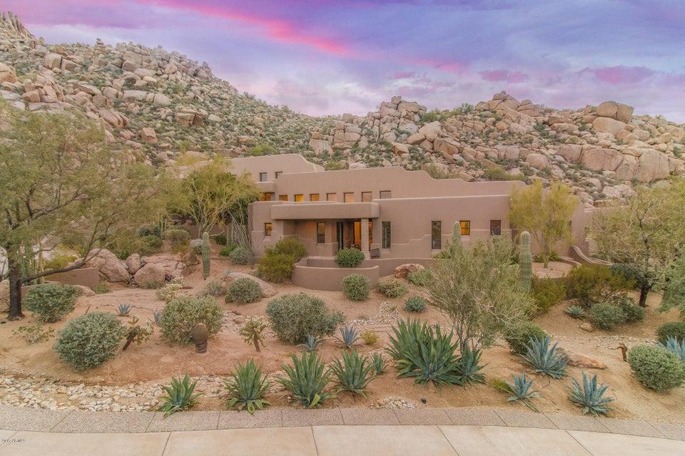 11015 E TROON MOUNTAIN Drive, Scottsdale, AZ 85255