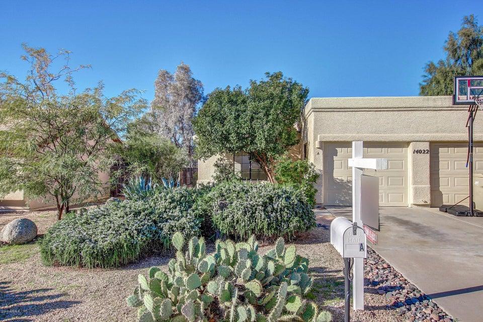 14022 N KENDALL Drive A, Fountain Hills, AZ 85268