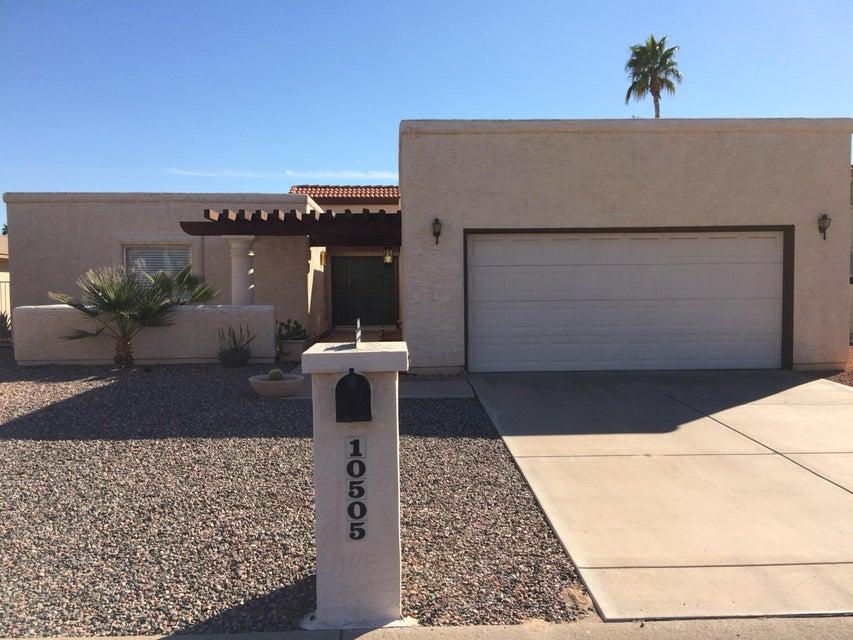 10505 E SILVERTREE Drive, Sun Lakes, AZ 85248