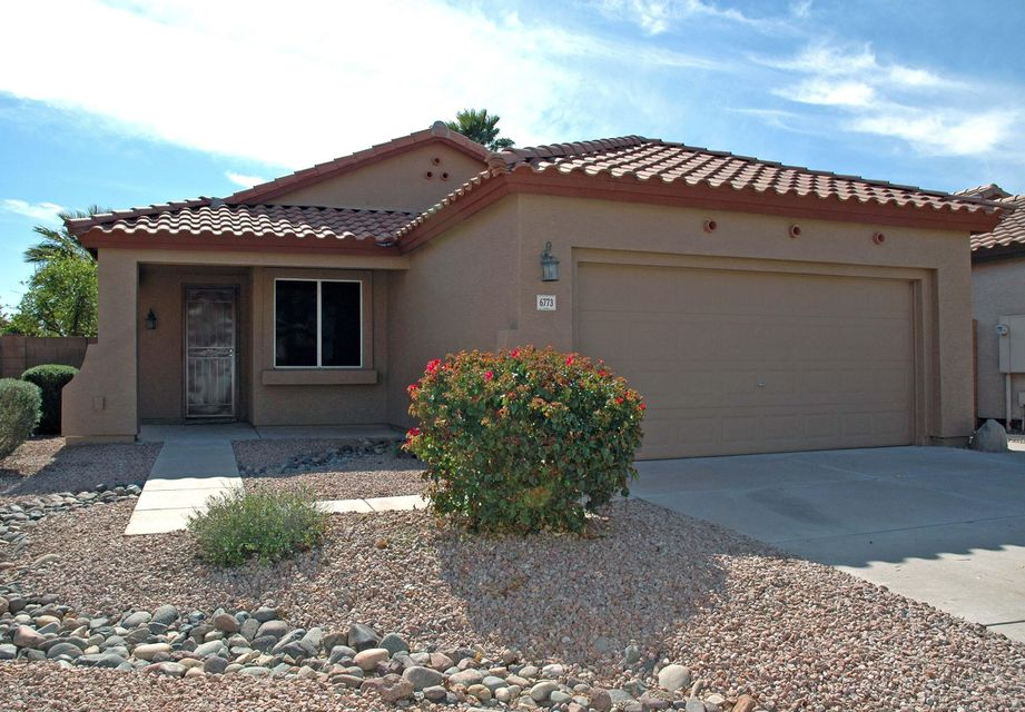 6773 W IVANHOE Street, Chandler, AZ 85226