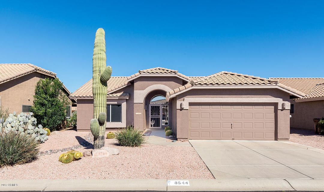 8544 E SAGUARO BLOSSOM Road, Gold Canyon, AZ 85118