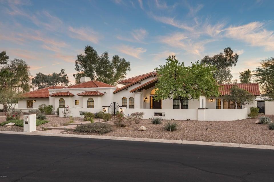 6519 E CARON Drive, Paradise Valley AZ 85253