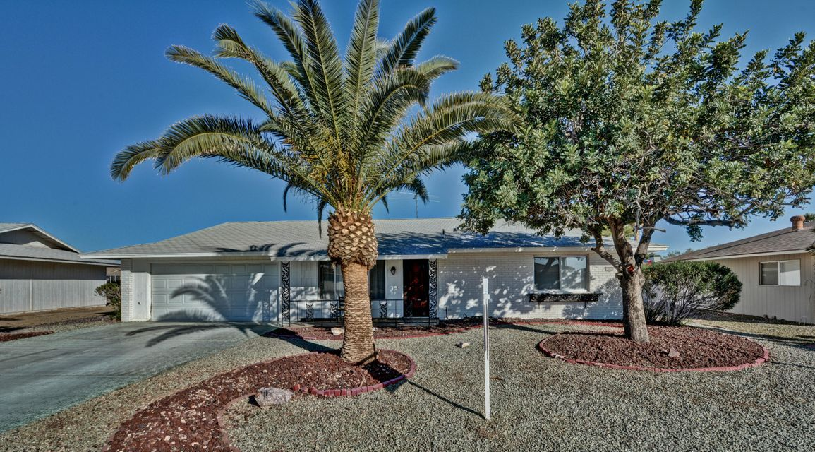 MLS 5566698 13026 W BUTTERFIELD Drive, Sun City West, AZ Sun City West AZ Golf