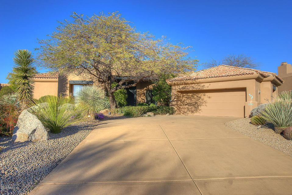 9910 E Hidden Green Drive, Scottsdale AZ 85262