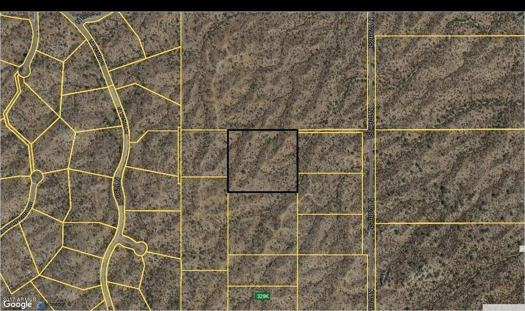 N 128TH Street Lot 9, Scottsdale, AZ 85255