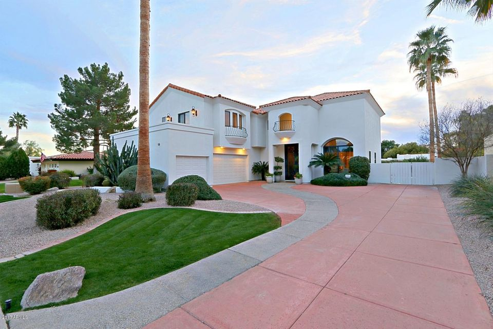 8147 E DEL BARQUERO Drive Scottsdale, AZ 85258 - MLS #: 5567699
