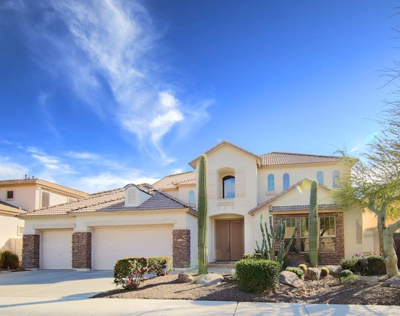 5709 W LUDDEN MOUNTAIN Drive, Glendale, AZ 85310