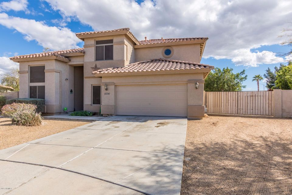 10741 W Carlota Lane, Sun City, AZ 85373