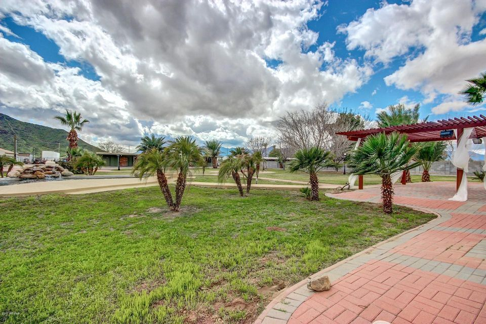 MLS 5562486 4809 W Crivello Avenue, Laveen, AZ 85339 Laveen AZ One Plus Acre Home
