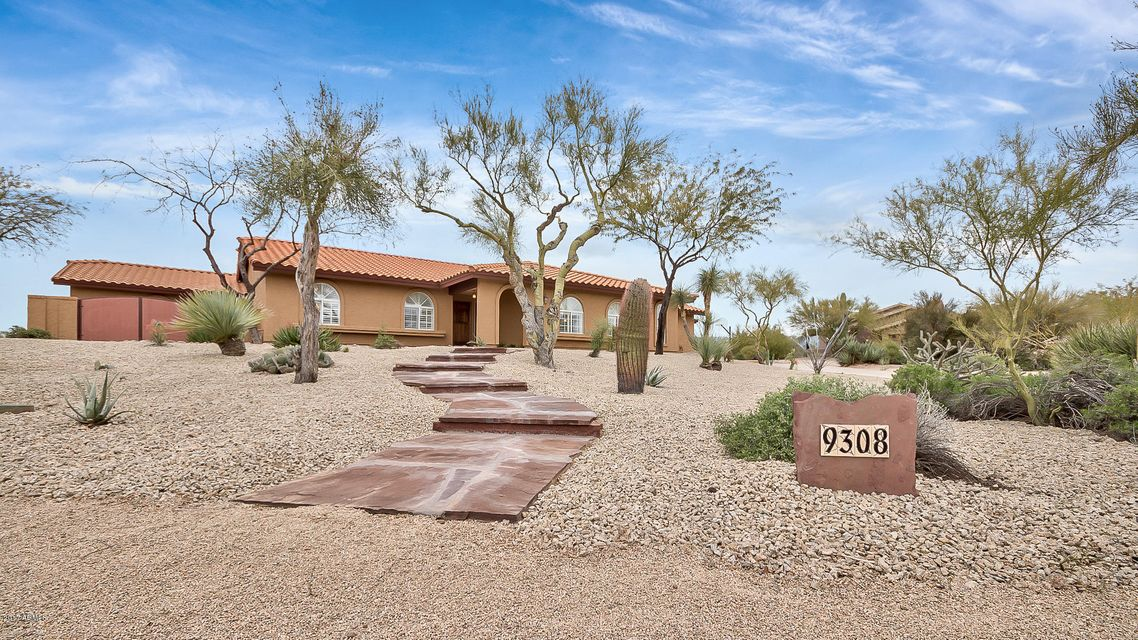 9308 E VENUS Drive, Carefree, AZ 85377