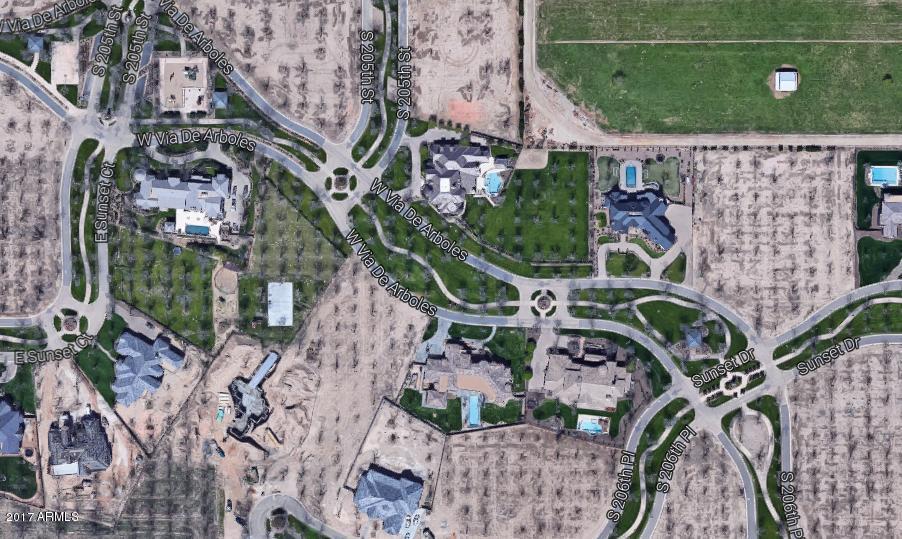 20549 E VIA DE ARBOLES Drive Lot 91, Queen Creek, AZ 85142