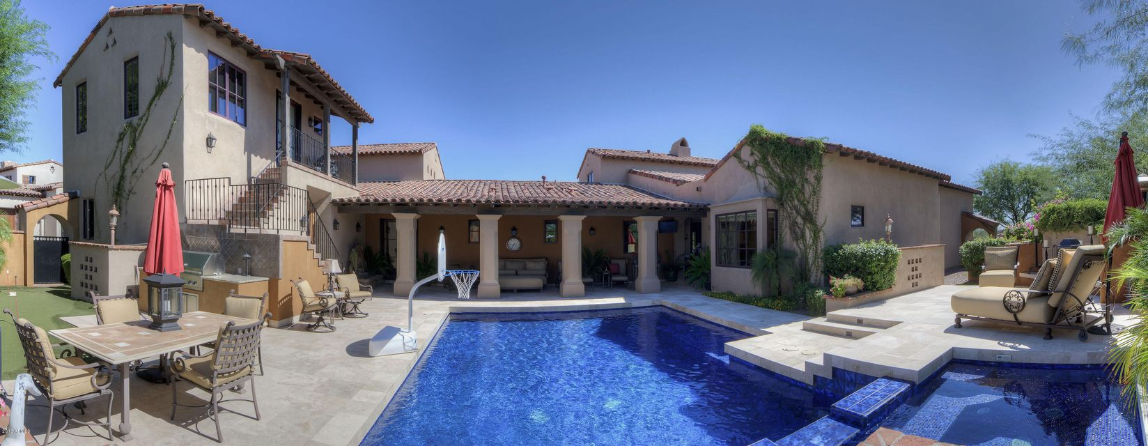 MLS 5568479 10126 E Havasupai Drive, Scottsdale, AZ 85255 Scottsdale AZ Silverleaf