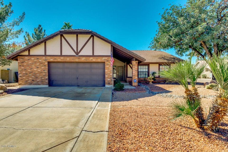 443 E HARWELL Road, Gilbert, AZ 85234