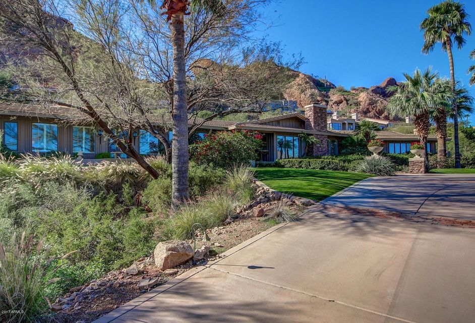 5123 E McDonald Drive, Paradise Valley AZ 85253