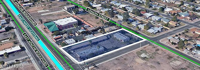 2090 E APACHE Boulevard Lot 1, Tempe, AZ 85281