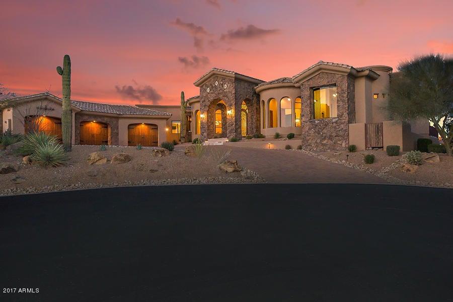 11464 E DESERT VISTA Drive, Scottsdale AZ 85255