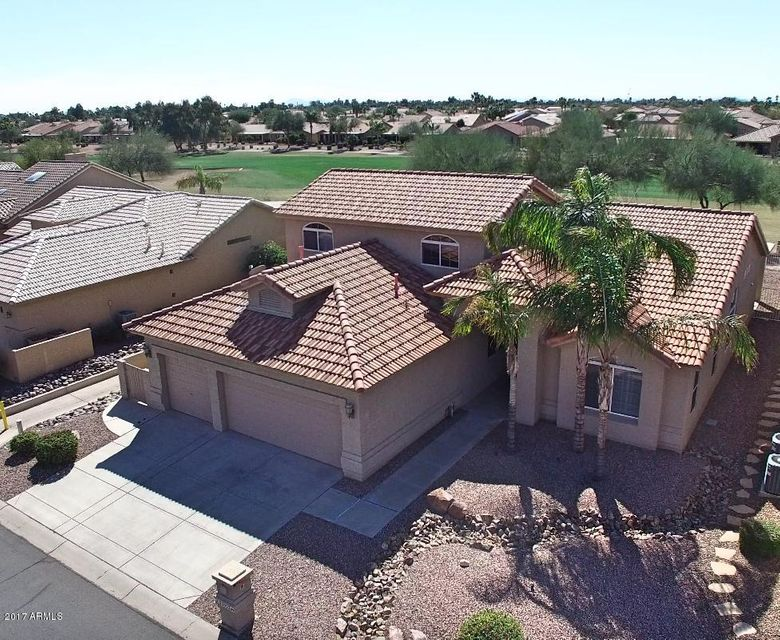 23922 S STONEY PATH Drive, Sun Lakes, AZ 85248