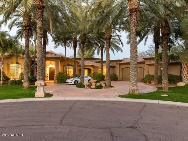 7407 N 71st Place, Paradise Valley AZ 85253