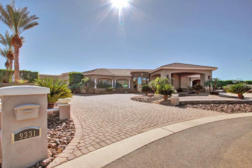 9331 W ELECTRA Lane, Peoria, AZ 85383