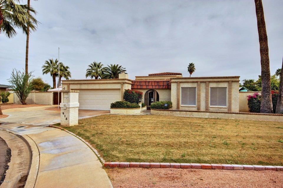 815 N ALAMO Circle, Mesa, AZ 85213