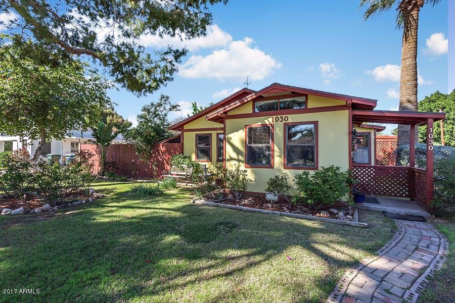 1030 E MINNEZONA Avenue, Phoenix, AZ 85014