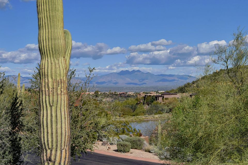 10204 N FIRE CANYON Drive Lot 17, Fountain Hills, AZ 85268