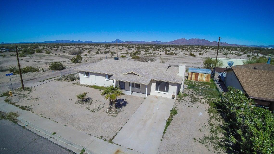 516 W HUNT Street, Gila Bend, AZ 85337