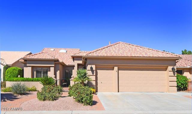 9306 E CEDAR WAXWING Drive, Sun Lakes, AZ 85248