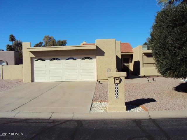 26002 S LANCEWOOD Court, Sun Lakes, AZ 85248